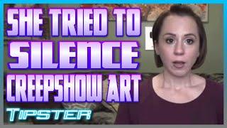 WOACB Tries to CENSOR Creepshow Art!!!