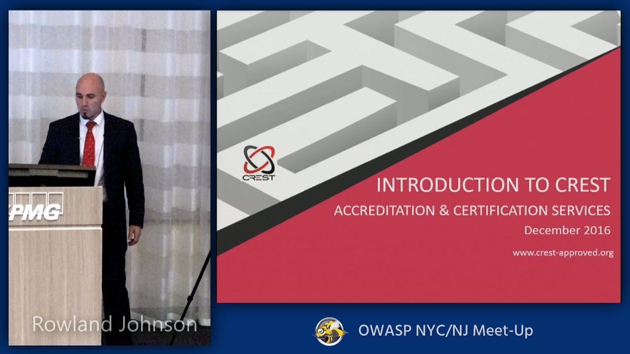 Introduction to crest accreditation and certification services introduction to crest accreditation and certification services xflitez Gallery