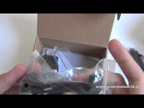 Acer Liquid Z3, unboxing in italiano by AndroidWorld.it