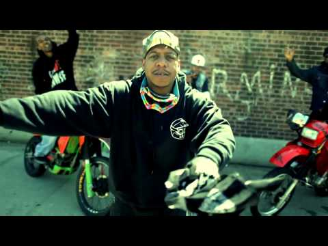 Leek Wynder (promo video) RIDE IT LIKE ITZ STOLEN