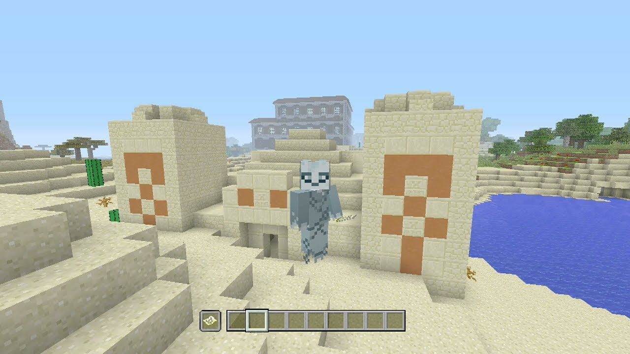 Minecraft Xbox One Ps4 Seed Simple Classic Loot Seed Youtube