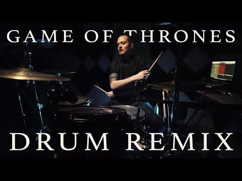 GAME OF THRONES DRUM REMIX   Jeremy Shields