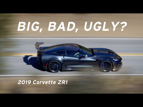 2019 Corvette ZR1 - Big, Bad, Ugly? | Everyday Driver