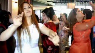"ТУЙИ ТОЧИКИ ""Майда майда ракс бикун чон"" Таджикский танец/Таджикская свадьба 2019))"