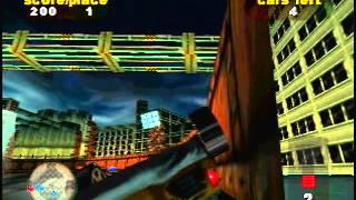 Destruction Derby 64 Legend Circuit Longplay (1st Place) Part 9 - Urban Mayhem