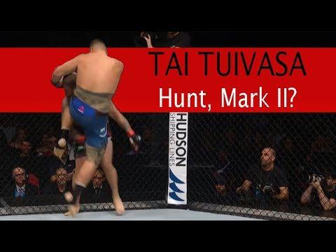 FGB 59: Tai Tuivasa - Hunt, Mark II?