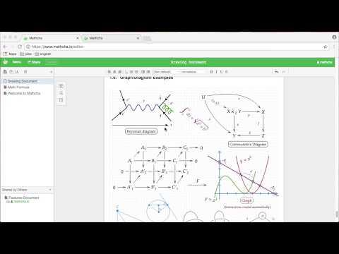 Mathcha.io - Math Editor - Overview