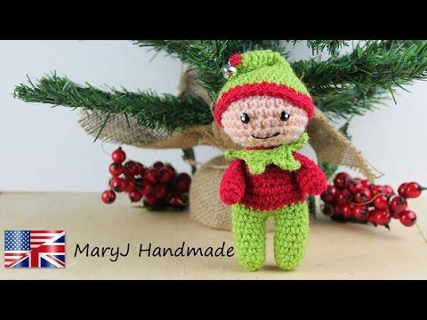 Amigurumi Elf Toy Softies Crochet Free Patterns | 360x480