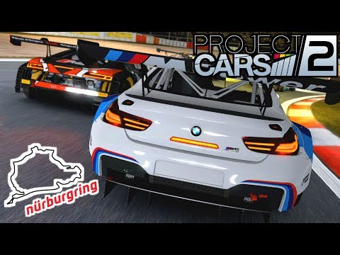 Nürburgring Nordschleife im BMW M6 GT3   Project CARS 2 Gameplay German   Lets Play 4K 60FPS Deutsch