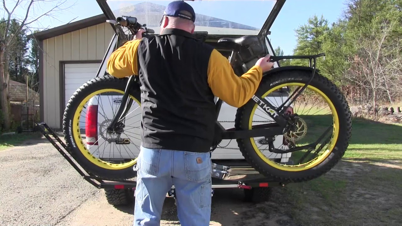 Transporting An Ebike For Hunting Youtube