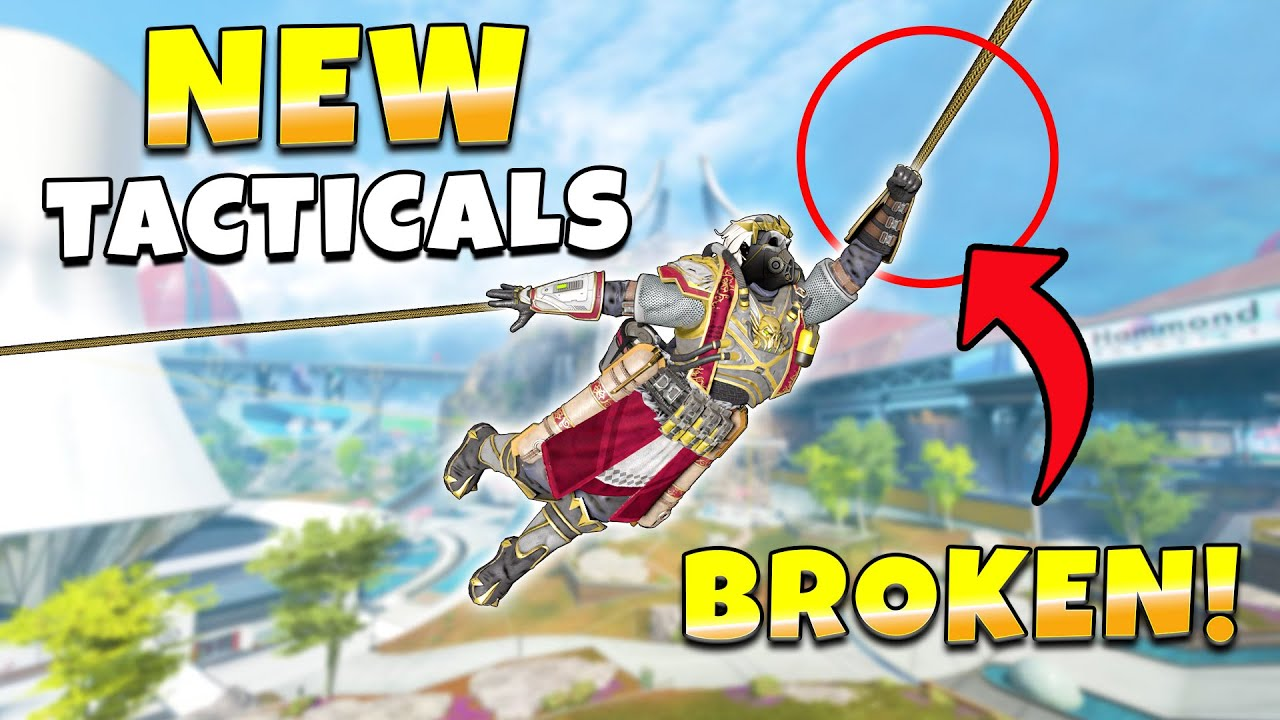 TACTICALS ON ALL LEGENDS ARE SOOO BROKEN! NEW Apex Legends Funny & Epic Moments #500