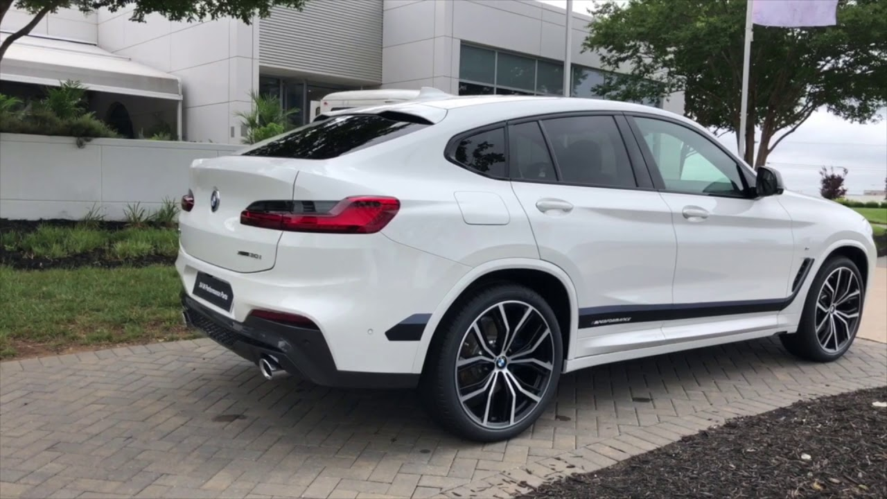 2019 Bmw X4 Quick Look International Launch