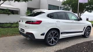 2019 BMW X4 Quick Look International Launch