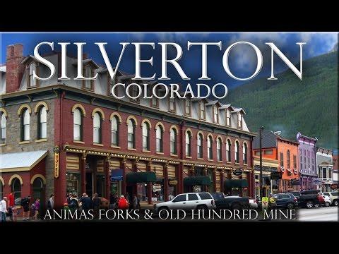 Silverton, Colorado. Animas Forks & Old Hundred Mine