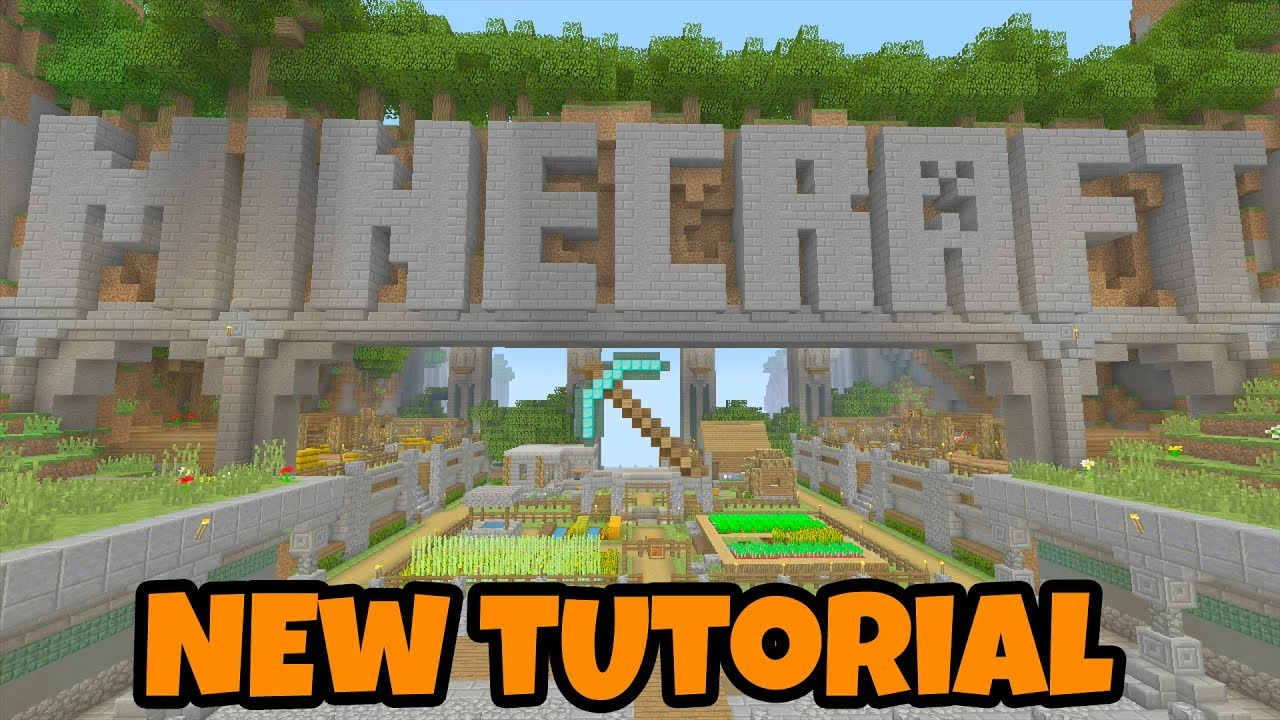 Minecraft Console: New TU70 Tutorial World Review