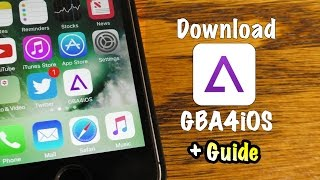Download GBA4iOS on iOS 10, 11 & Save Games! (Updated)
