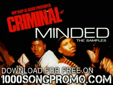 boogie down productions - 9mm Goes Bang - Criminal Minded