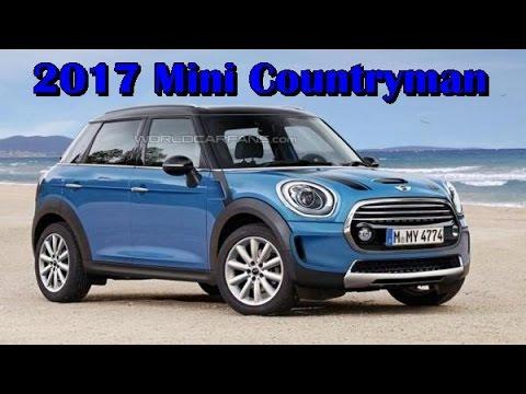 2017 Mini Countryman Picture Gallery