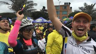Egan Bernal emociona a Colombia