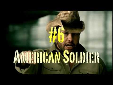 C Crowell Top 10 Toby Keith Songs