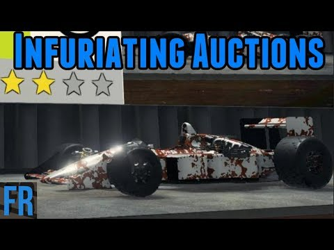 Car Mechanic Simulator 2018 - Infuriating Auctions