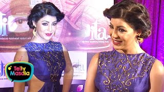 Debina Bonnerjee EXCITED For Husband Gurmeet's Performance | ITA Awards 2016