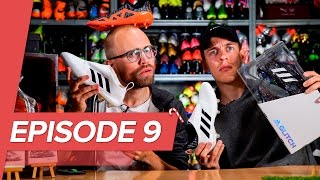 Q&A #3: adidas Glitch - Episode 9 | Christmas in Unisport 2016