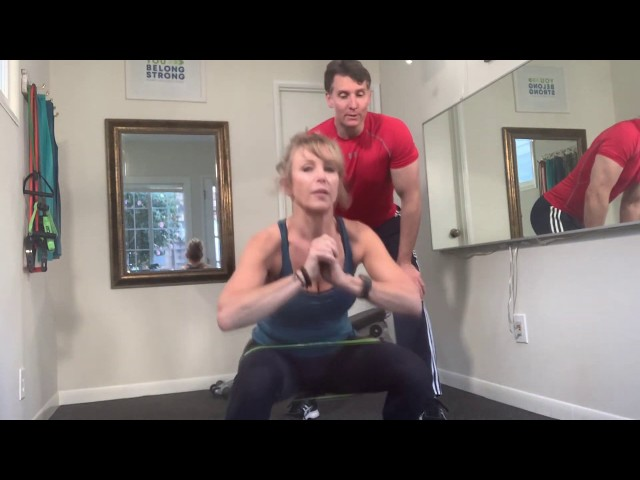 Women over 50 - 15 minute home workout