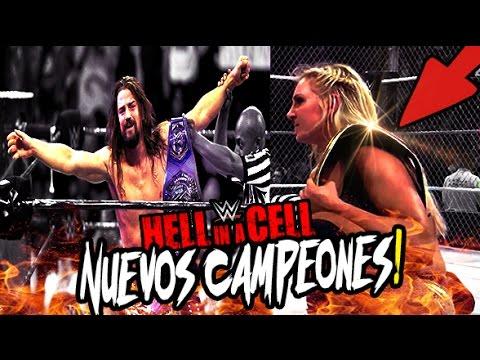 Resultados de WWE Hell in a Cell 2016