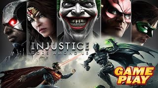 Vídeo Injustice: Gods Among Us Ultimate Edition