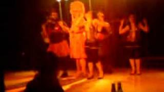 7) Jesus Christ SuperStar -greece athens April 2009-  Wdeio Fakana  (Hrwdis) (sofia petridou)