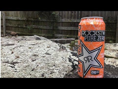 Rockstar Pure Zero | Is it Keto Freindly?