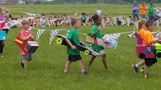 2018 Kindy 500 Boys & Girls Championship Race