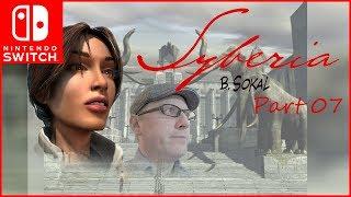 Syberia Playthrough Barrockstadt Part 07 - Nintendo Switch Game version!