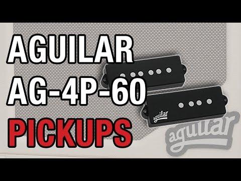 Aguilar AG-4P-60 Pickups