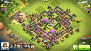 Clash Of Clans Good Attacks Commentary 3
