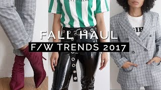 ISSA FALL HAUL & TRY-ON  Zara, Mango, H&M, Boohoo & MORE!