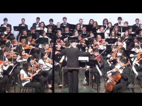 ILMEA District 7 Senior Orchestra 2014 - Le Cid Ballet
