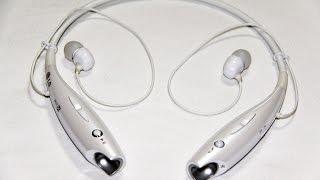 Огляд bluetooth-гарнітури LG Tone+ HBS-730