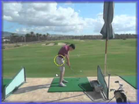 Golf Lesson Alex Golf Swing Tip