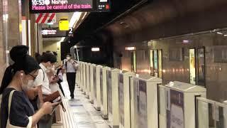 福岡市営地下鉄空港線2000系普通列車