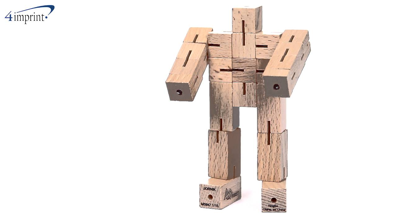 Robo Cube Puzzle Promotional Products
