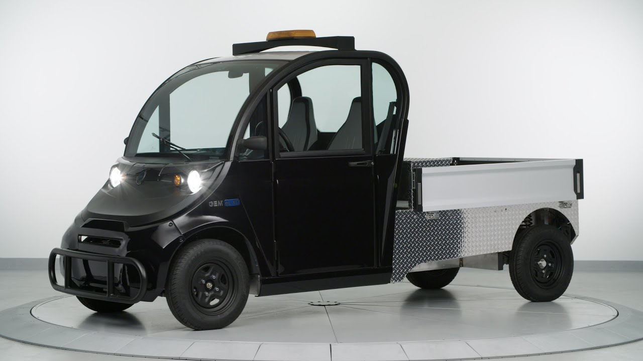 medium resolution of the 2016 polaris gem el xd gem global electric motorcar