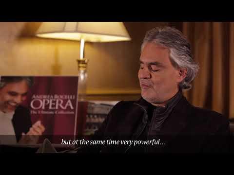 Andrea Bocelli - INGEMISCO -  Requiem (Commentary)