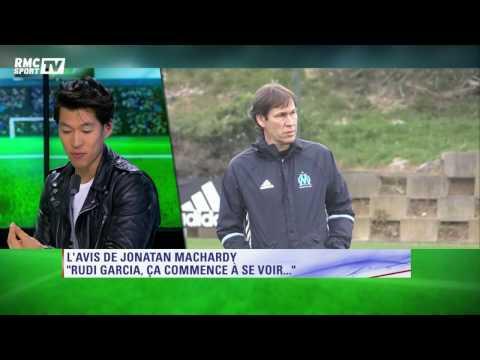 Pourquoi Rudi Garcia n'est pas adapté à l'OM Champions Project selon Jonatan MacHardy