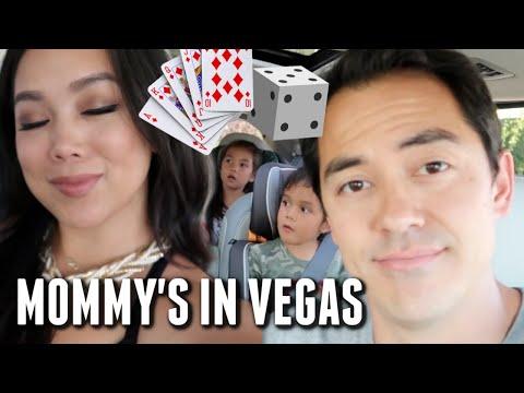 Mommy Left us for Vegas 😩- itsjudyslife thumbnail