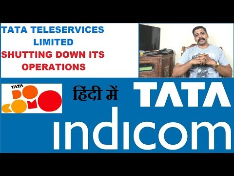 Tata Teleservices Limited Shutting down its operations Explained in Hindi