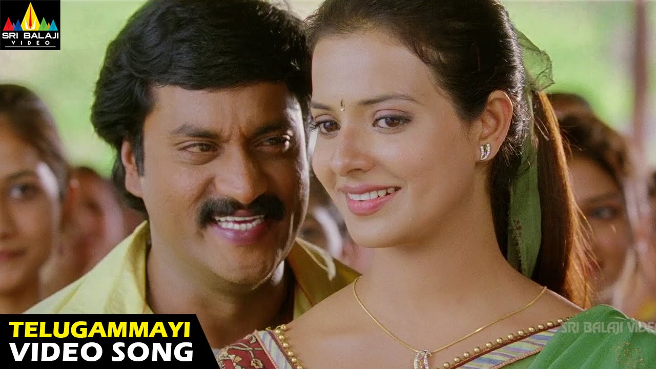 Maryada Ramanna Songs Telugammayi Video Song Sunil Saloni Sri Balaji Video