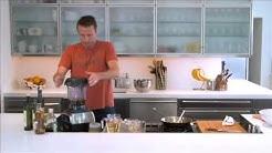 Chef Marc Murphy Sherry Shallot Vinaigrette - Vitamix