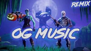 Fortnite OG Remix Rap/Freestyle!!! This Got WAAAY OUT OF HAND!!! (Funny AF)